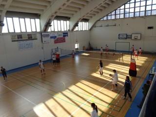 Memorial di Volley Daniele De Duonni 2015: il riscaldamento delle squadre