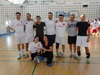Memorial di Volley Daniele De Duonni 2015: la squadra del Ristorante Pomodoro