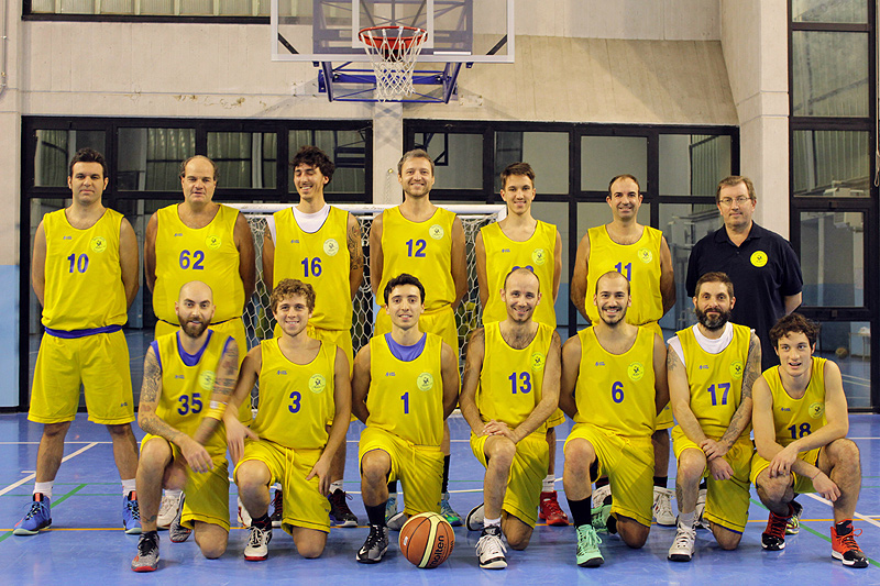 i Roosters Senigallia, stagione 14-15
