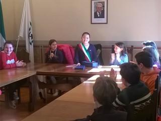 Prima seduta per il Consiglio Comunale dei Ragazzi a Trecastelli