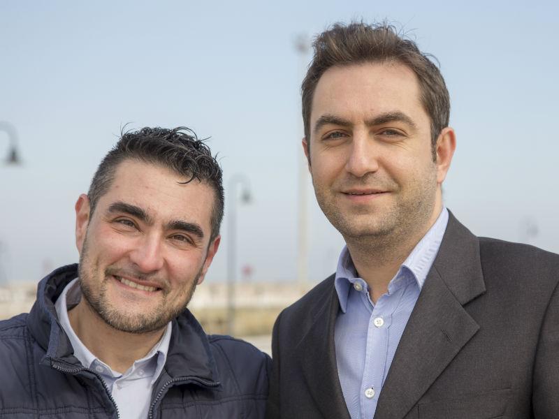 Maurizio Perini e Giordano Gasparini