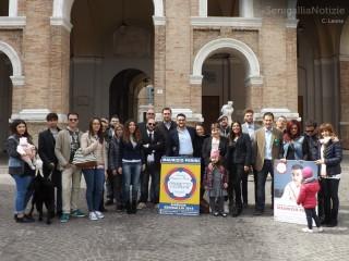 Progetto In Comune presenta ufficialmente il simbolo e i nomi della lista a sostegno della candidatura di Maurizio Perini