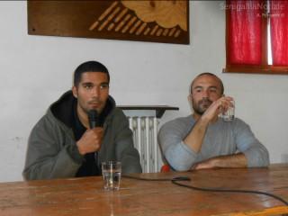 Karim Franceschi e Nicola Mancini