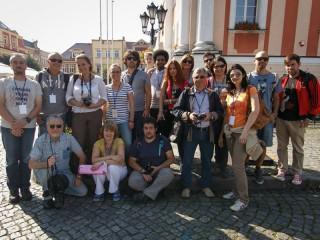 Gruppo Frames partito per la Bulgaria