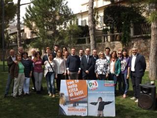 Presentazione candidati Partito Democratico Senigallia - Elezioni 2015