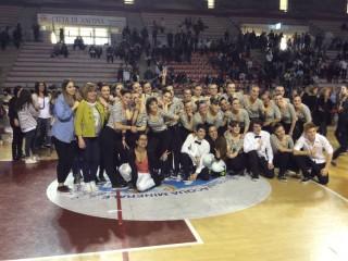Liceo Medi vince fase Marche Olimpiadi della danza