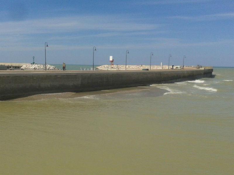 Il canale del porto