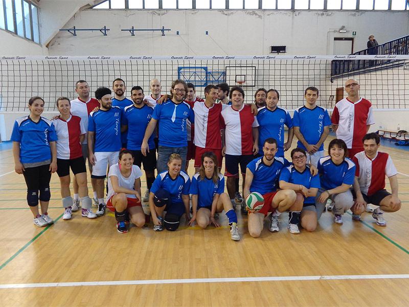"""La finalissima del 5° Memorial di Volley """"Daniele De Duonni"""""""