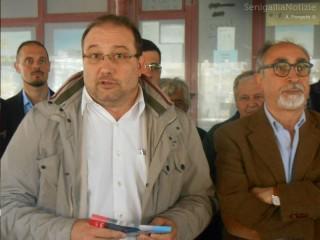 Roberto Paradisi e Luigi Rebecchini