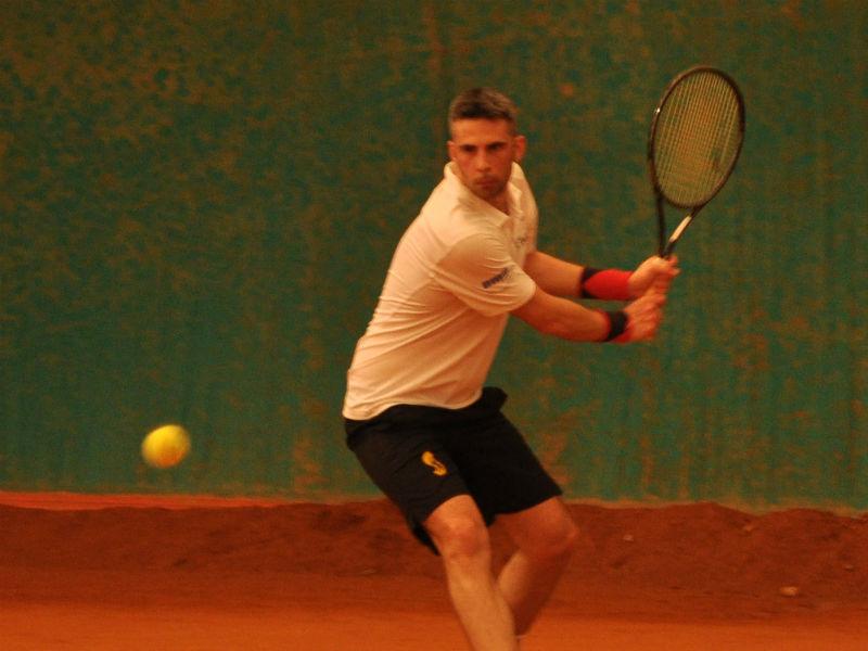 Giacomo Gabbianelli - Sena Tennis Senigallia