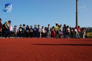 I partecipanti al trofeo podistico Città di Senigallia