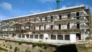 L'edificio del Bastione di via Rodi a Senigallia