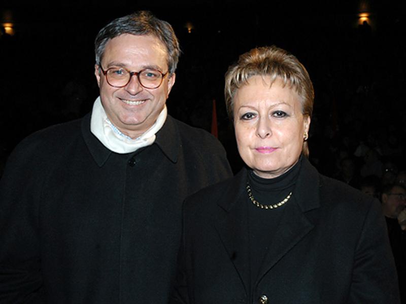 Gian Mario Spacca e Silvana Amati
