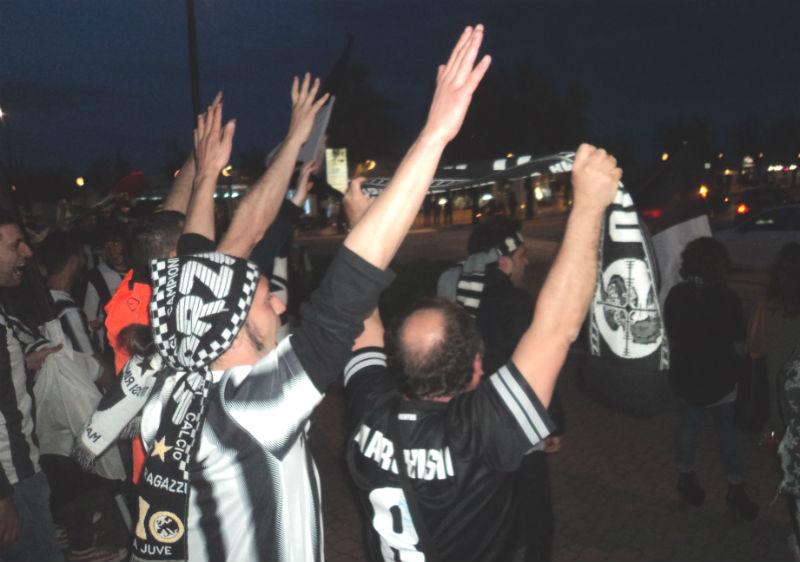Juventus ancora campione d'Italia