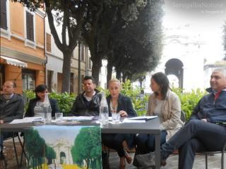 """Presentazione Via Carducci in Fiore"""" 2015"""