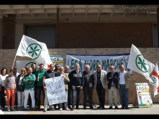 La Lega Nord a Senigallia