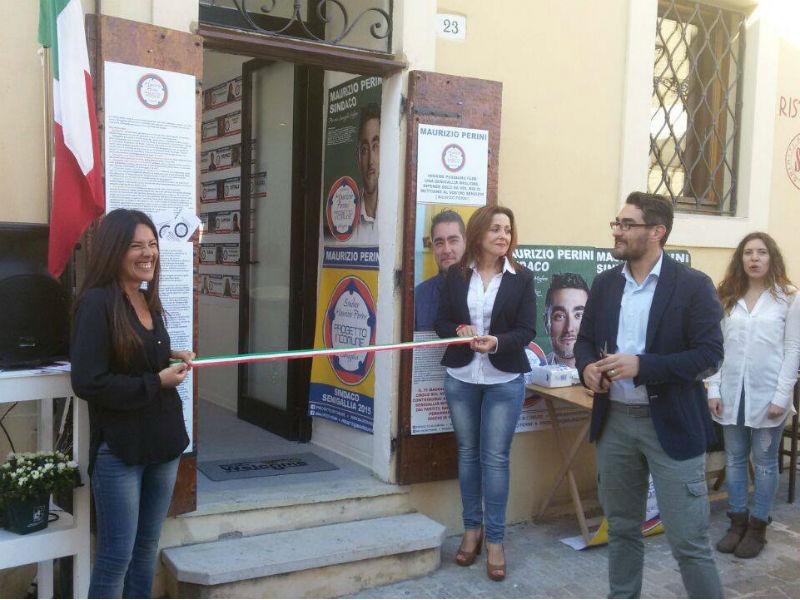 Inaugurazione sede Progetto InComune