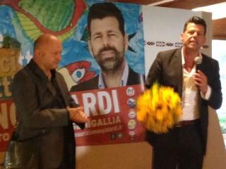 Ercole Moroni e Maurizio Mangialardi