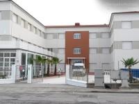 La residenza protetta per anziani Stella Maris, sul lungomare Mameli di Senigallia