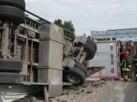 L'incidente sull'A14 di lunedì 25 maggio