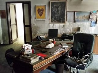Incendio alla scuola Marchetti di Senigallia: i danni
