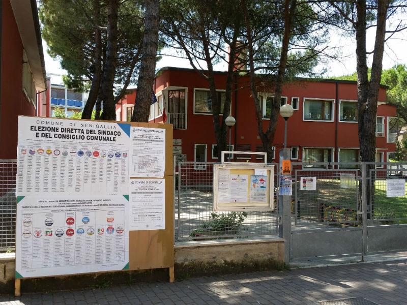 Elezioni 2015: seggi alla scuola Leopardi