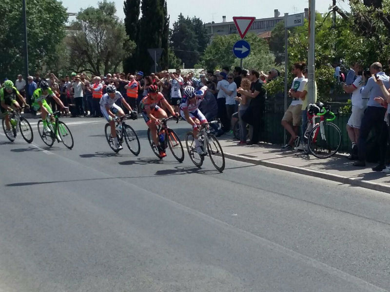 Giro d'Italia a Senigallia