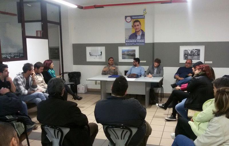 incontro di Progetto in Comune a Senigallia