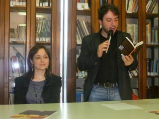 Presentazione del libro di Alessia Pongetti