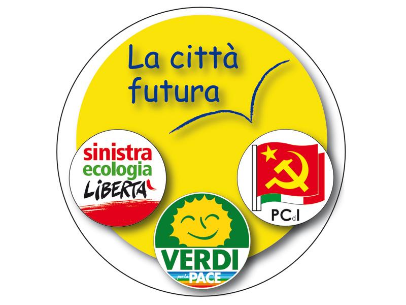 logo della lista La Citta Futura