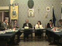 La seduta del Consiglio Comunale di Barbara del 29 settembre 2014