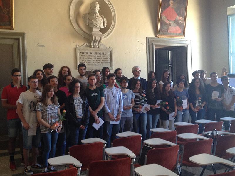 Festa della Repubblica a Ostra: cerimonia e consegna della Costituzione Italiana