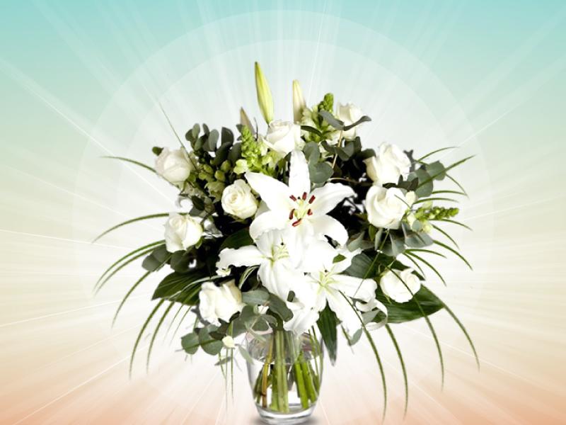 FloraQueen, mazzo di fiori