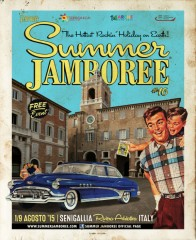 Poster Summer Jamboree 2015