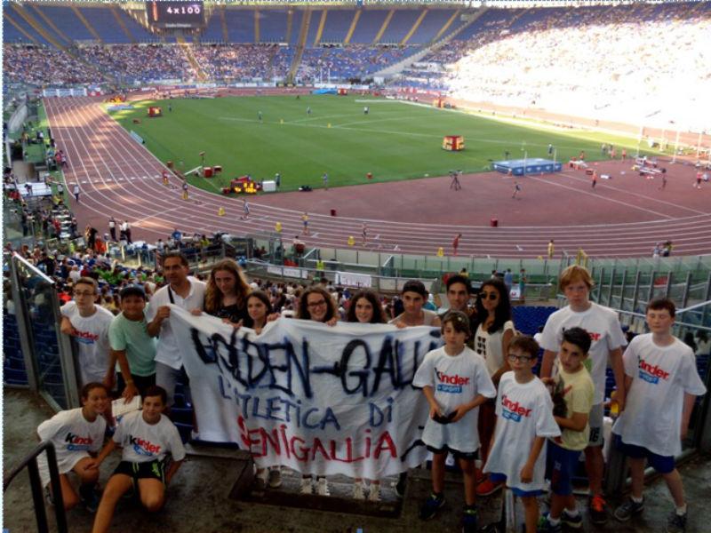 Golden Gala Atletica Senigallia