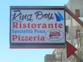 Ristorante Pizzeria King Boy
