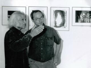 Mario Giacomelli illustra delle foto