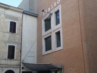 Luoghi del Caterraduno 2015 - teatro La Fenice