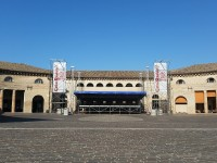 Luoghi del Caterraduno 2015 - Il Foro Annonario