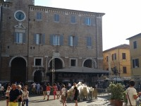 Luoghi del Caterraduno 2015 - piazza Roma