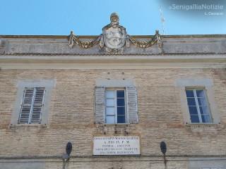 Piazza Garibaldi, ex-Collegio Pio IX