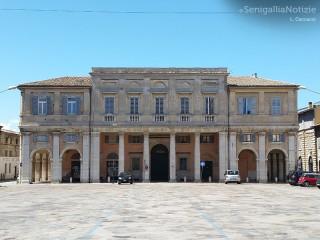 Piazza Garibaldi, palazzo Micciarelli, la ex-Filanda