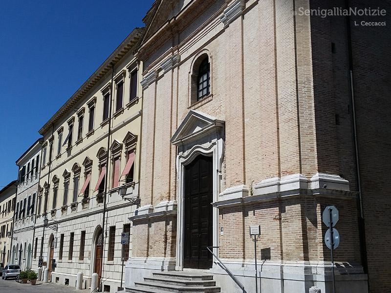 Piazza Garibaldi, Auditorium San Rocco