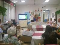 Ostra Vetere, alla fondazione Marulli si è parlato di movimento e alimentazione per l'assistenza agli anziani