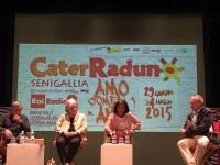 L'incontro sulla legalità del Caterraduno: don Ciotti, Bindi, Boldrini e Cirri