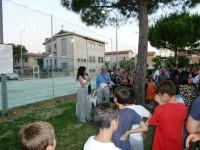 Nuova area polivalente a Borgo Molino