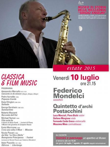 Mondelci Classica Film Music