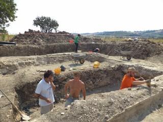 Corinaldo: scavi e convegni alla scoperta dell'area archeologica di S.Maria in Portuno