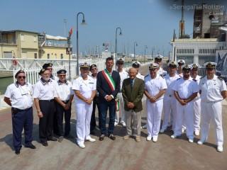 Intitolata alla Guardia Costiera la banchina del Porto antistante l'Ufficio Locale Marittimo. Nell'occasione, presentata anche la nuova Motovedetta CP 723