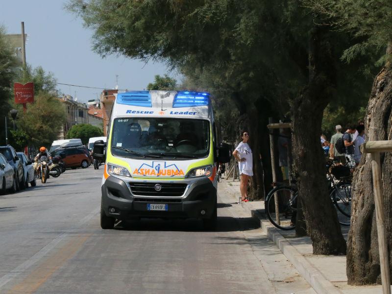 118, ambulanza, pronto soccorso